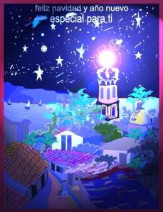 Feliz Navidad from Roberto Bermejo!