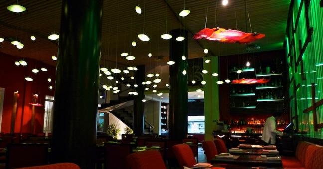 Japanice Restaurant, in Puerto Vallarta's El Centro